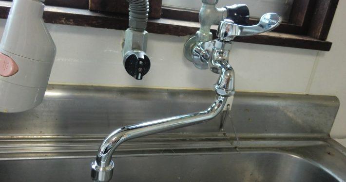 before水栓